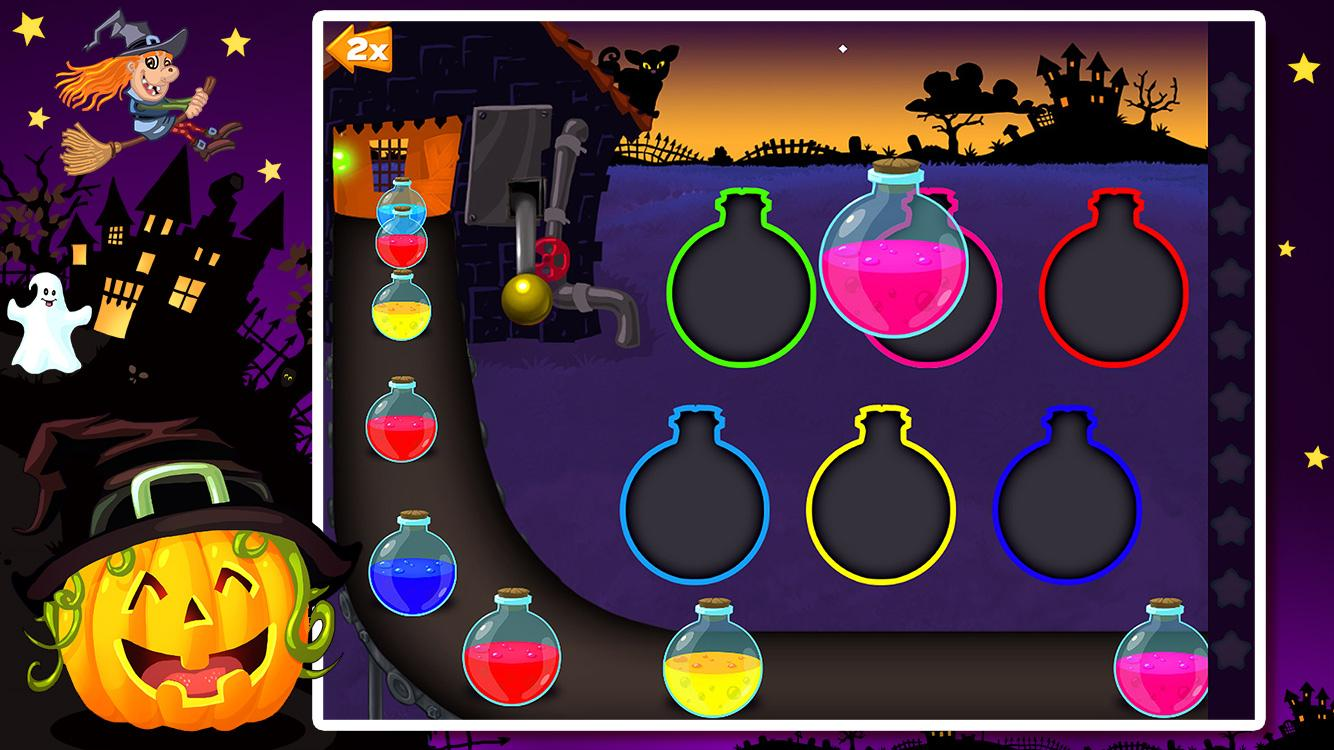 Halloween Shapes for Babies- screenshot