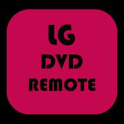 LG DVD Player remote