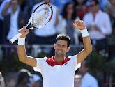Novak Djokovic plaatst zich voor halve finales US Open
