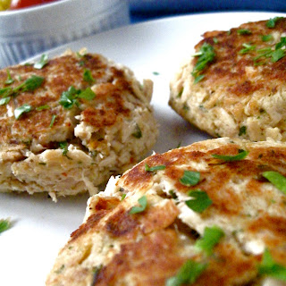 Fresh Tuna Cakes Recipes