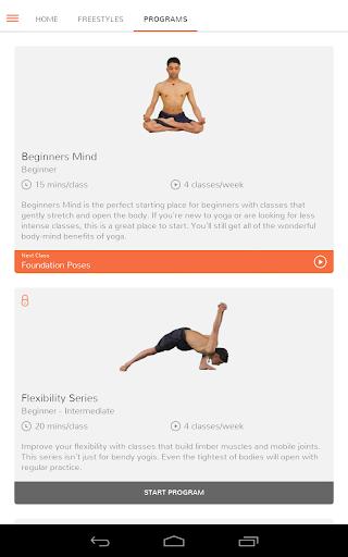 Yoga - Track Yoga  screenshots 6