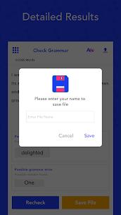 Grammar Checker, Check Spell & Sentence Correction MOD (Pro) 4