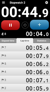 App Stopwatch & Lap Timer - Advanced Sport Chronograph APK for Windows Phone