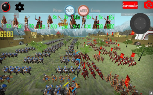 Roman Empire: Caesar Wars 1.3 screenshots 3