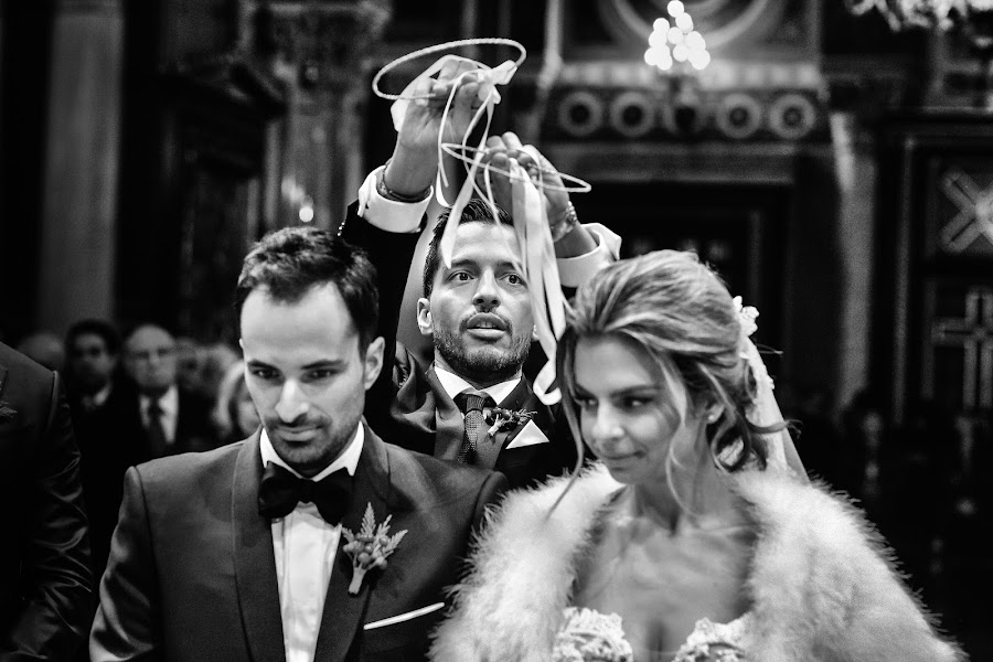 Wedding photographer Elena Haralabaki (elenaharalabaki). Photo of 21.01.2018