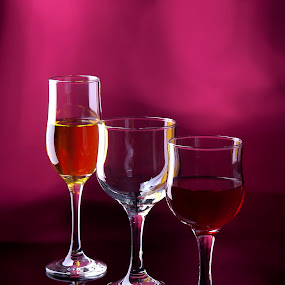 by Genesis Carabeo - Food & Drink Alcohol & Drinks ( wine, champagne, lightpainting, glass )
