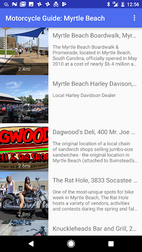 Motorcycle Guide: Myrtle Beach image