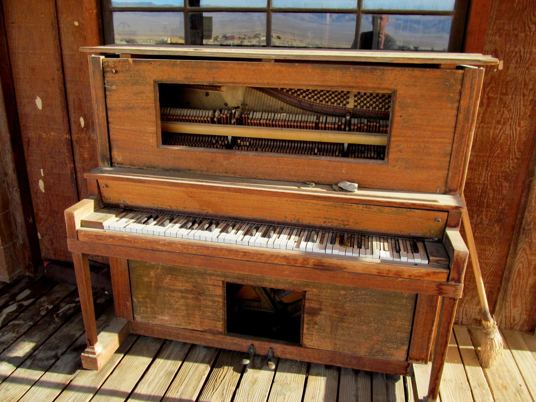 Photo: Piano