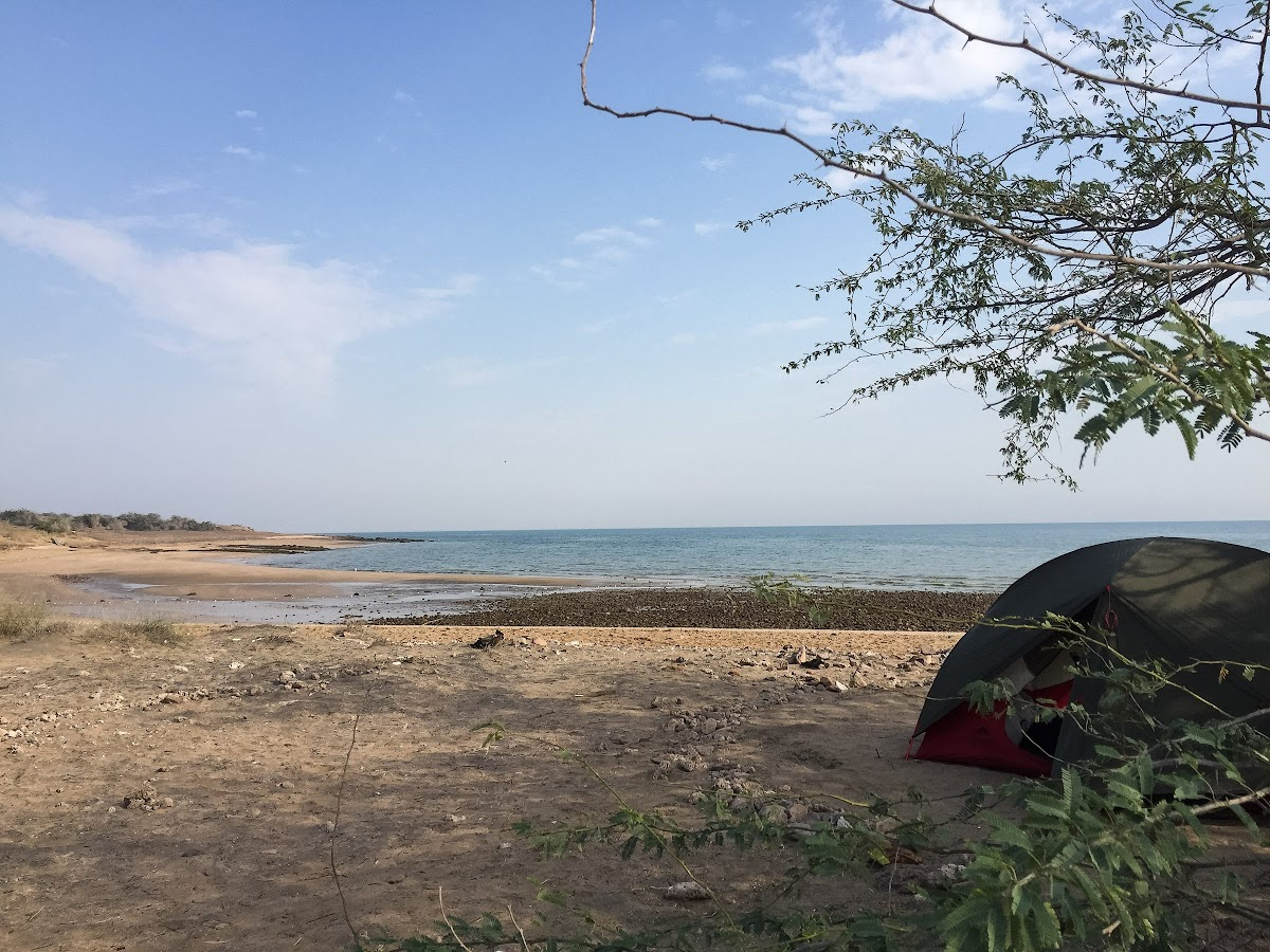 Hormuz Island Guide: Travel Tips & Things To See // Camping on Hormuz Island