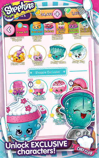 Shopkins: Chef Club for PC
