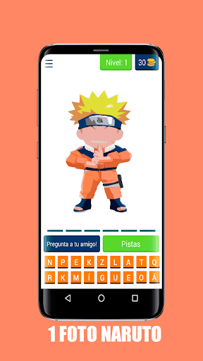 1 Foto Naruto Adivina el personaje 3.6.7z screenshots 1