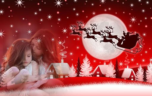 Santa Claus Photo Frames