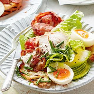 Club Sandwich Salad.