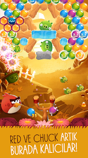 Angry Birds Stella POP mod hile