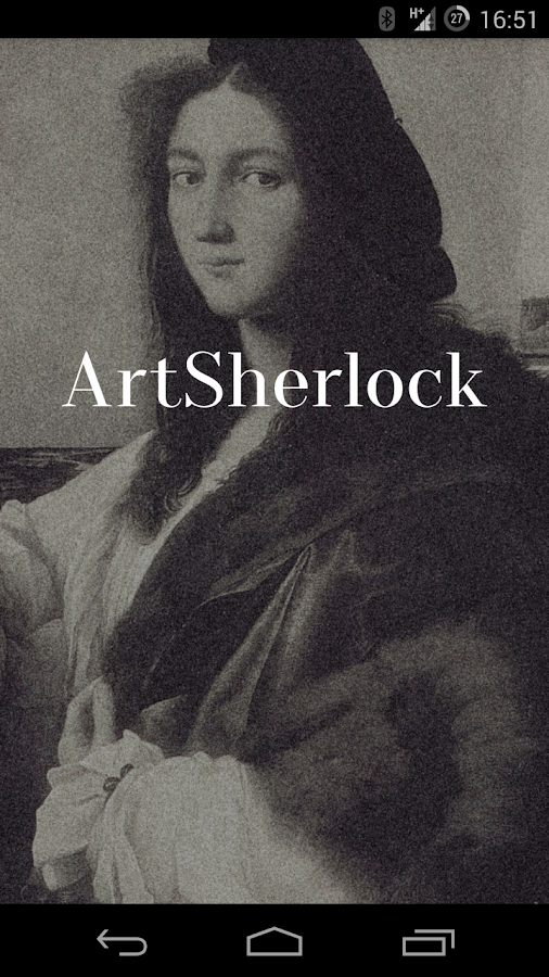 ArtSherlock- screenshot