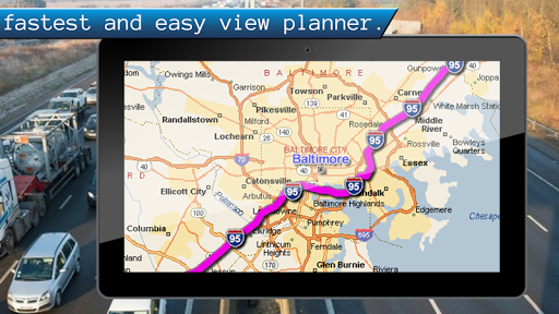 GPS Route Finder & Transit : Maps Navigation for PC