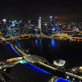 singapure by Herry Mahendra - City,  Street & Park  Skylines