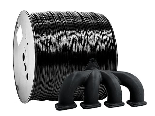 Black PRO Series ABS Filament - 1.75mm (10lb)