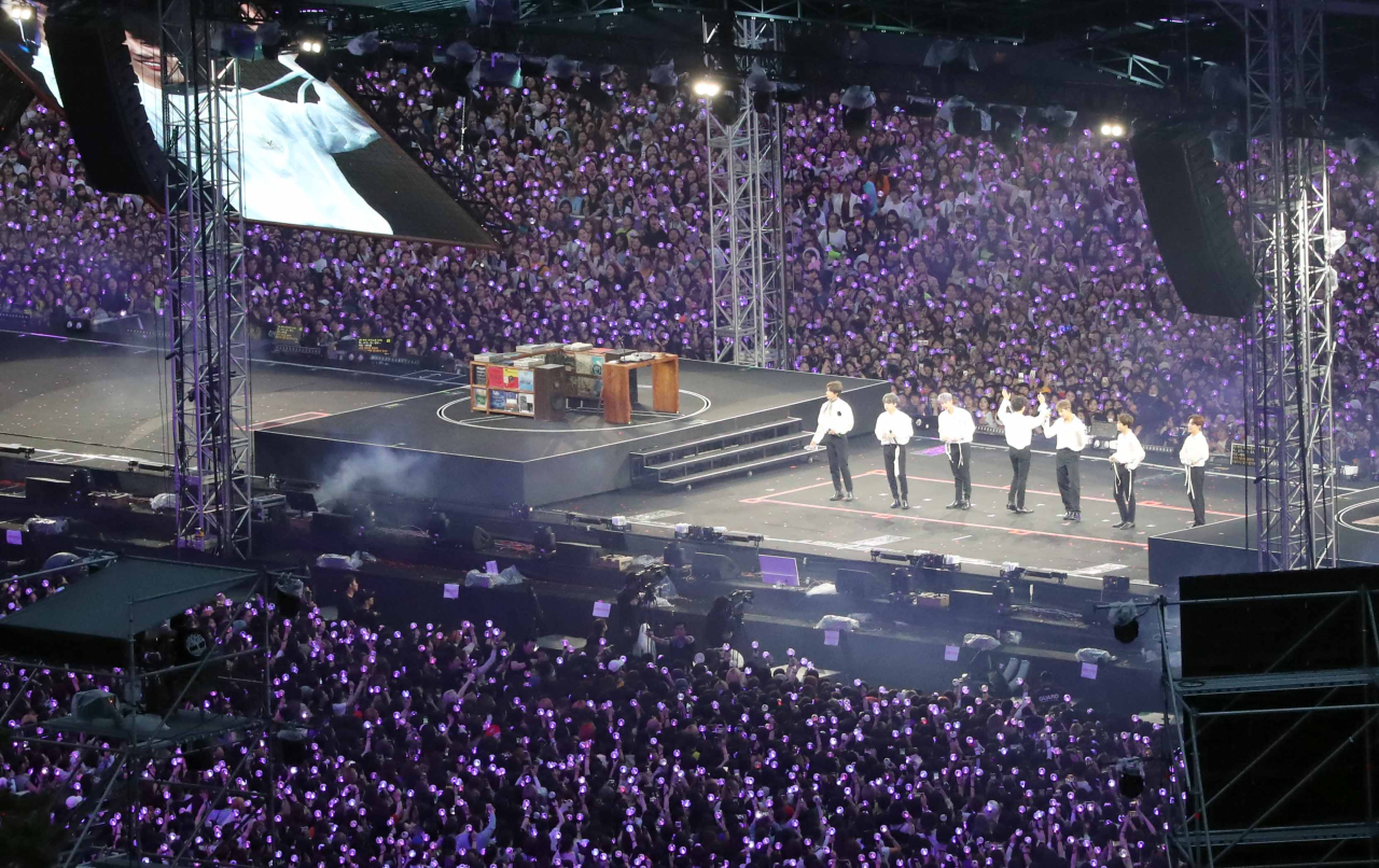 BigHit Announces Strict ID Checks For BTS's 5th Muster In Seoul