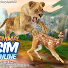 Animal Sim Online: Big Cats 3D icon