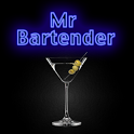 Mr. Bartender Drink Recipes icon