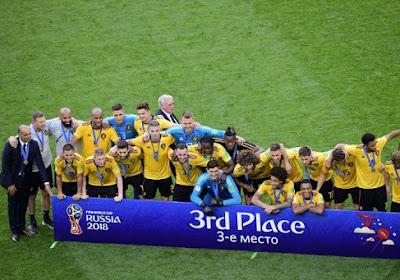 """Derde WK-plaats inspireert de Rode Duivels van morgen: """"Veel jongens in deze groep kunnen vlot het niveau van de A-ploeg halen"""""""