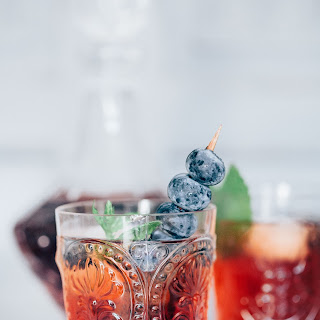 Vermouth Cassis.