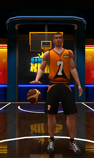 Code Triche Basketball Kings: Multiplayer APK MOD screenshots 1