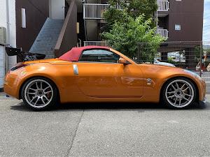 フェアレディZ  350Zロードスター  バージョンSTのカスタム事例画像 kazunさんの2020年08月13日13:46の投稿