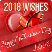 Happy Valentine's Day Greetings 2018