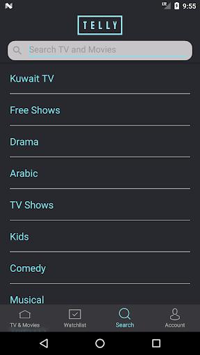 Telly - Watch TV & Movies screenshot 4