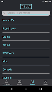 Telly – Watch TV & Movies App Download For Android 4