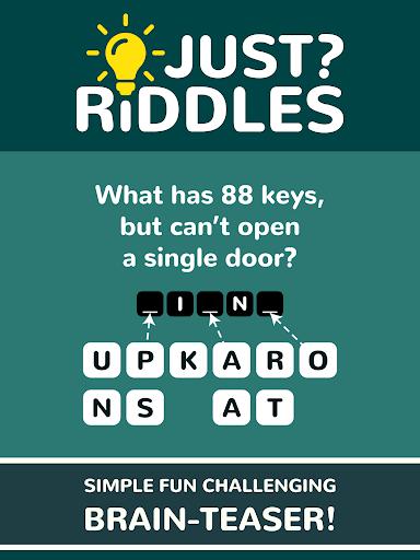 Just Riddles 1.0.29 screenshots 4