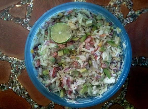 Pico De Gallo Coleslaw Recipe