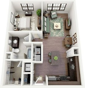 Apartment Floor plan - Android Apps on Google Play