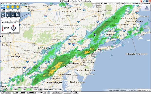 UMWeather Radar Satellite North American Weather Radar Old