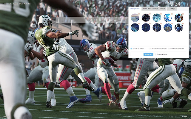 Madden NFL 19 HD Wallpapers New Tab