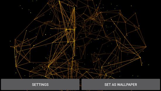 3d Effect Live Wallpaper V Apk Particle Plexus Live Wallpaper V1 0 18 Paid Apk Latest