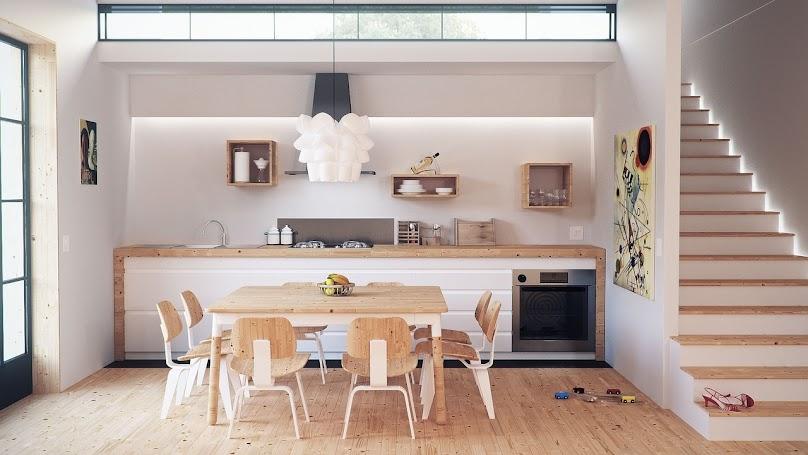Kuchnia w inteligentnym domu