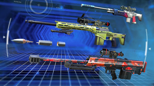 FPS Sniper 3D Assassin: Offline Gun Shooting Games screenshots 5