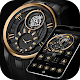 Gold Black Luxury Watch Theme apk