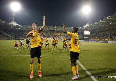 Victoire pour Roda et premières minutes pour Badibanga