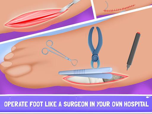 Nail Surgery Foot Doctor screenshot 5