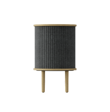 Audacious Side table, Slate Grey