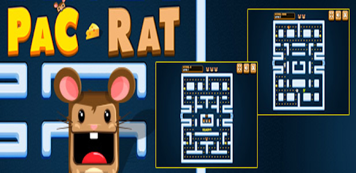 Pac rat, classic cat and mouse fight is back.