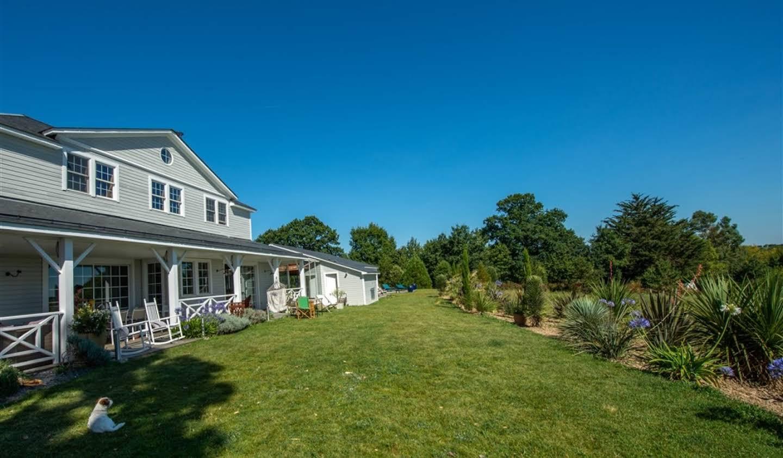 Maison avec terrasse Crevin