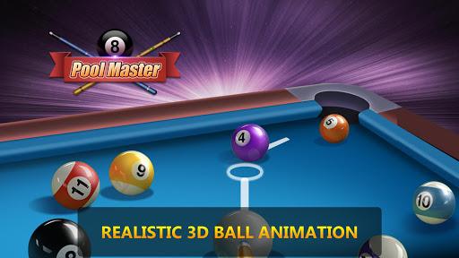 Pool Master - 8 Ball Pool Challenge  captures d'u00e9cran 1