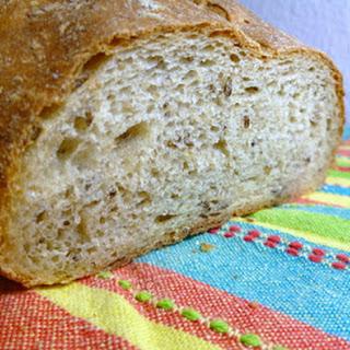 Medium Rye Seeded Bread.