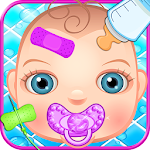Baby ER Nurse: Infant Care & Doctor Games Icon