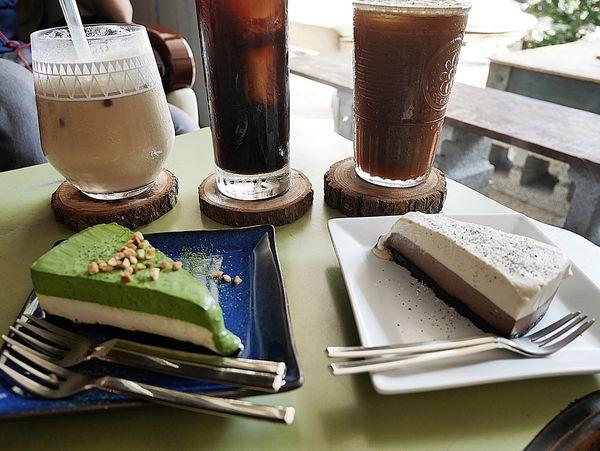 民生咖啡People & Life.Cafe,審記新村旁的清幽小咖啡廳。順口咖啡搭配溫度甜點就是一個美好的下午